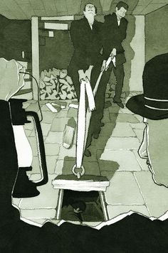Illustrating Sherlock Holmes – in pictures