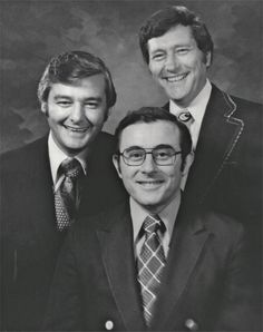 Irv, Rick and Don.......Channel 7......Buffalo, New York