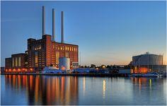 Svanemølleværket 1    Power station in Copenhagen, Denmark
