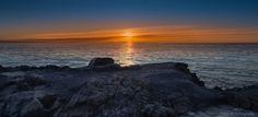 https://flic.kr/p/xQdtiw | Sunrise over Sea, city of Antibes Juan Les Pins, French Riviera by Domi RCHX Photography | Lever du soleil sur la mer, ville d'Antibes Juan Les Pins, Côte d'Azur, FRANCE par Domi RCHX Photography