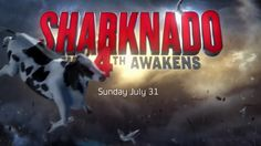 'Sharknado 4' Trailer Drops, Las Vegas No Longer Safe