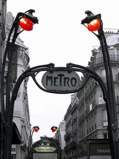Guimard, Paris, France