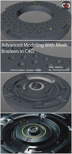 Advanced Modeling With Mesh Boolean in We are going to show you advance tips Mesh Boolean tutorial. Vfx Tutorial, Cinema 4d Tutorial, Maya Modeling, Modeling Tips, Lost In Translation, Soho House, User Experience Design, Customer Experience, 3d Cinema