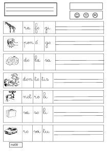 mots - la maternelle de Camille French Language Lessons, French Lessons, Kindergarten Learning, Preschool Education, Maternelle Grande Section, French Worksheets, French Education, Teaching French, Cursive