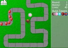Bloons Tower Defense 2 brings happiness to you in your free time. The game has three levels, hard, medium and easy levels. School Play, School Games, Best Action Games, Defense Games, Minecraft Games, Tower Defense, Mini Games, Online Games, Free Games