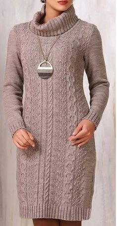 Hand Knit Women dresssweater coat aran jacket women made to