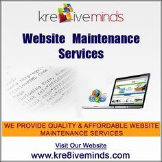 #Website #Maintenance #Services
