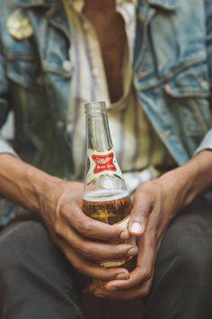 Enjoy Miller's High Life photography by Little Outdoor Giants Kombucha, Beer Shot, Miller High Life, Buy Beer, Drink Photo, Outdoor Food, Beer Humor, Life Photography, Product Photography