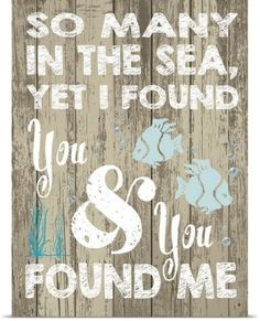 Pin for Later: Wall coastal style decor. Melody Hogan Poster Print Wall Art Print entitled Coastal Love VI, None. Love this beach design inspiration, you should go look at far more by clicking through to this website. Beach Cottage Style, Coastal Cottage, Beach House Decor, Coastal Style, Coastal Decor, Home Decor, Decor Room, Coastal Living, Beach Themed Decor