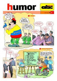 Humor dominical - El Rincon De Calo - ABC Color