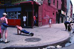 LOVE this photo. Arlene Gottfried. Spanish Harlem 1982