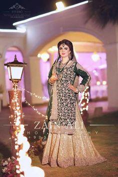 Bridal Pakistani Couture, Pakistani Wedding Dresses, Pakistani Outfits, Desi Bride, Desi Wedding, Wedding Hijab, Wedding Wear, Asian Bridal, Bridal Outfits