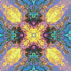 Fractal Art, Fractals, Lsd Art, Visionary Art, Psychedelic Art, Trippy, Mushroom, Drugs, Jay