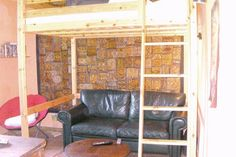 piece tele mezzanine