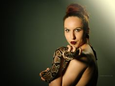 python girl - null