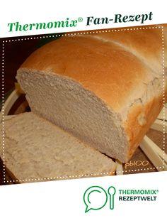 Toastbrot von robo. Ein Thermomix ® Rezept aus der Kategorie Brot & Brötchen auf www.rezeptwelt.de, der Thermomix ® Community.