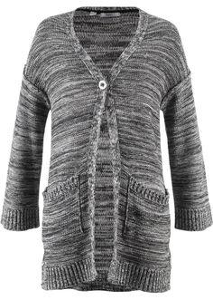 Guarda qui:In maglia piacevole di misto cotone. Lunghezza da ca. 76 cm a ca. 82 cm. Lavabile in lavatrice.
