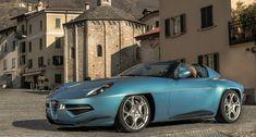 Exklusiv – Wir flirten mit Tourings neuem Disco Volante Spyder   Classic Driver Magazine