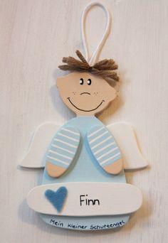 Mein kleiner Schutzengel Modell Finn von Mein kleiner Schutzengel auf DaWanda.com