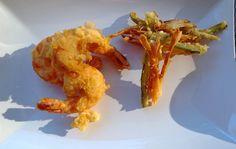 Vatsanpalvontaa // tempura