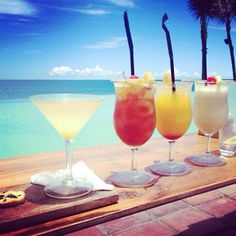 This will soon be the drinks in our hands on the beach! @Majella Rymarz @Quinn Ritco-Dooley @Chantal Lefebvre