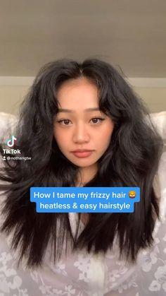 Easy Summer Hairstyles, Everyday Hairstyles, Long Hairstyles, Pretty Hairstyles, Casual Updos For Long Hair, Heatless Hairstyles, Loose Braids, Hair Tutorials, Hair Videos