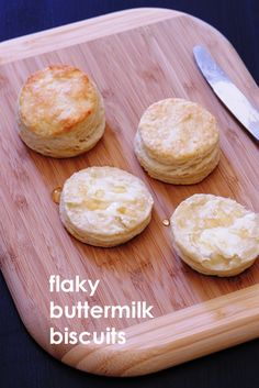 Flaky Buttermilk Biscuits Good Cheap Eats  -- better for you than the canned biscuits!