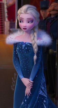 What a dress Princesa Disney Frozen, Disney Princess Frozen, Frozen Movie, Barbie Princess, Olaf Frozen, Anna Y Elsa, Elsa Olaf, Frozen Wallpaper, Disney Wallpaper