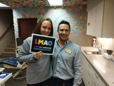 Congratulations Katlynn on getting your braces off! Your new smile looks AHH-MAZING!! #smile #confidence #goyou #orthodontics