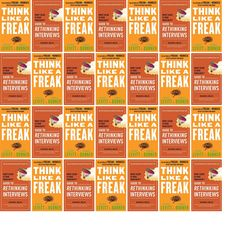 "Wednesday, May 21, 2014: The Brookfield Library has one new bestseller and one other new book in the Business & Investing section.   The new titles this week are ""Think Like a Freak"" and ""What Color Is Your Parachute? Guide to Rethinking Interviews."""