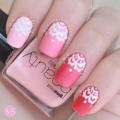 Instagram photo by sweetnshimmering #nail #nails #nailart