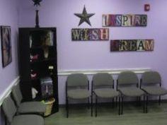 Waiting area!