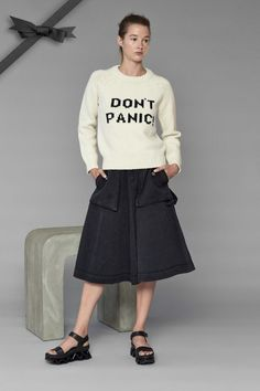 get relaxed, do not panic #marcjacobs