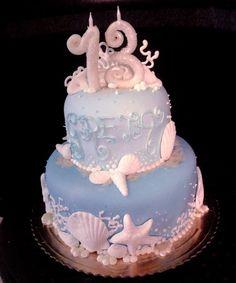 viva il mare. #torta della pasticceria La Mimosa a Tollo