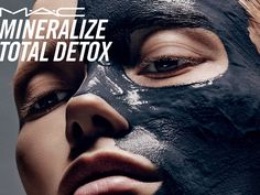 Charcoal: a powerhouse all-natural detoxifier. A literal magnet for toxins, it's ideal for a truly deep cleanse. Two new charcoal-infused products, Mineralize Charged Water Charcoal Spray and Mineralize Reset & Revive Charcoal Mask, join our Mineralize Volcanic Ash Exfoliator for a detox that will trap and remove unwanted chemicals, clarifying from within for silky, clear, glowy skin. Available now!