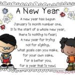 Happy New Year 2017 English Short Poems- Wallpapers, Images, Pictures For Kids Download