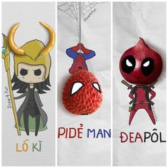 This Artist Creates Marvel Heroes Using Everyday Objects
