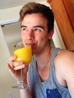 Why I love OJ thanks to Connor freaking FRANTA -Chloe
