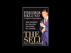 """Fredrik Eklund author """"The Sell"""" on """"Book Talk Radio"""""""