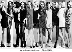 FASHION Photos et images de stock | Shutterstock