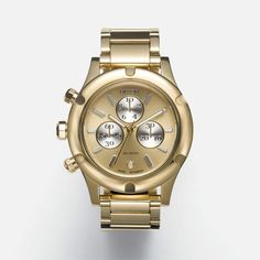 The Top Ladies' Time-Pieces Watch One, Gold Watch, Well Dressed Men, Watches For Men, Nixon Watches, Michael Kors Watch, Modern, Bling, Mens Fashion