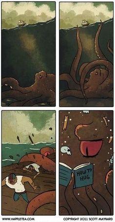 The Misunderstood Octopus