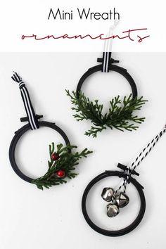 An easy DIY ornament