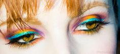 PatriSupersonic: Space Sunset Look