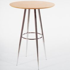 $297 Euro Style Bravo Bar Height Table - About Euro Style Euro Style is more than a brand name. It's a complete design approach for furnishing the living room, dining room, kitchen,...