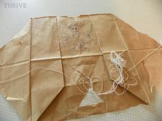 Thrive: What Not To Toss Weekend #4: Left Over String