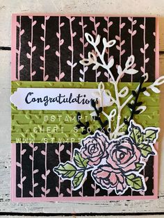 Cheri's Cards: Kicking off Sneak Peek of Occasions and Sale-A-Bration 2018