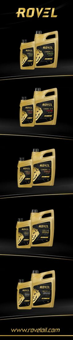 Rovel oil and Lubricant Champion Oil, Porsche Logo