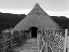 A crannog is typically a partially or entirely artificial island, usually built in lakes, rivers and estuarine waters of Scotland and Ireland. Unlike the prehistoric pile dwellings around the Alps which were built on the shores and were inundated only later on, crannogs were built in the water, thus forming artificial islands. Crannogs were used as dwellings over five millennia, as late as the early 18th century.