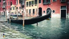 Gondola Venice. Produced by http://fotocreative.es